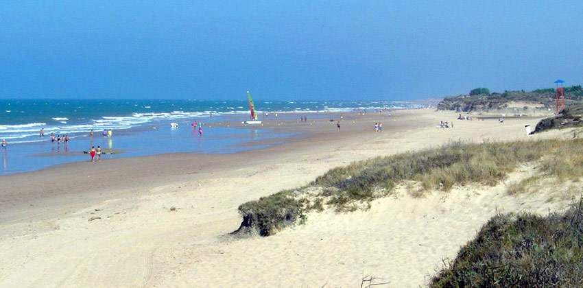 Best beaches in Cadiz: The Ballena Beach in Costa Ballena | Sevilla con los peques